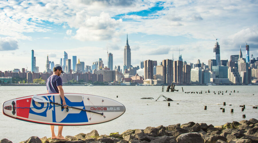 SUP in the City of New York